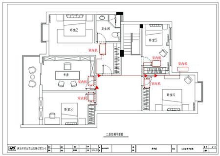 梦泽园空调二层660-470
